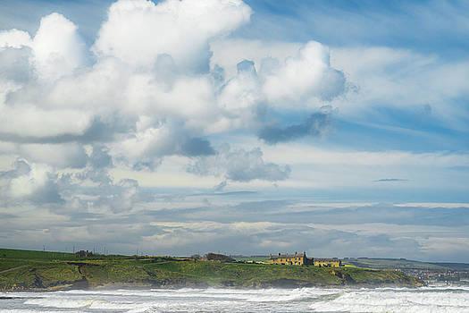 David Taylor - Cocklawburn clouds