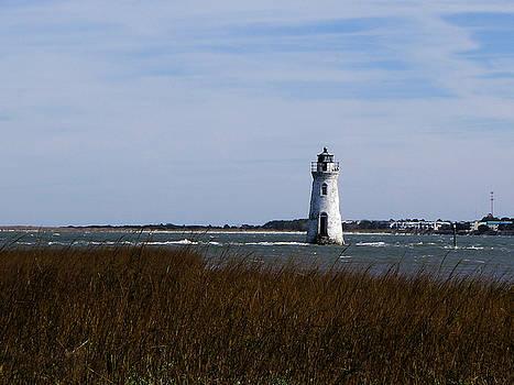 Gazie Nagle - Cockspur Lighthouse