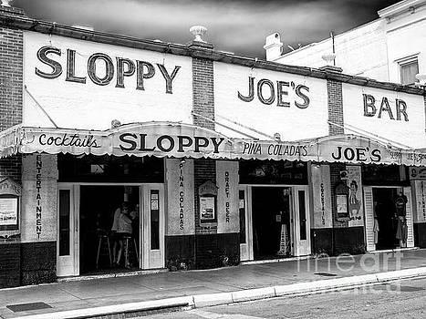 John Rizzuto - Cocktails at Sloppy Joe