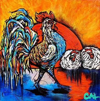 Cocky  by Calina Mishay