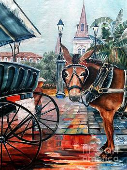 Coco in the Quarter by Diane Millsap