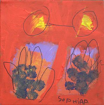 Cocodrile's Hands. 2008. by Sophia Pontet