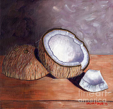 Coconut Anyone? by Laura Forde
