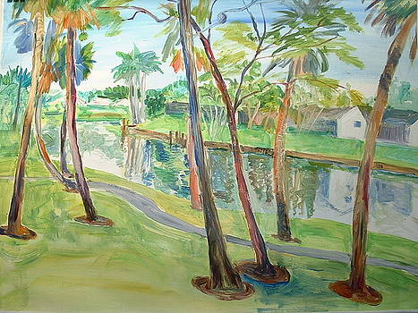 Coconut Creek by Charlotte Maloney