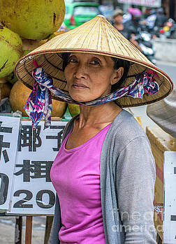 Coconut Lady by Jim Chamberlain
