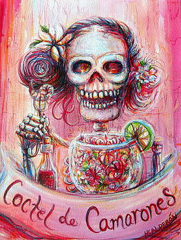 Coctel de Camarones by Heather Calderon