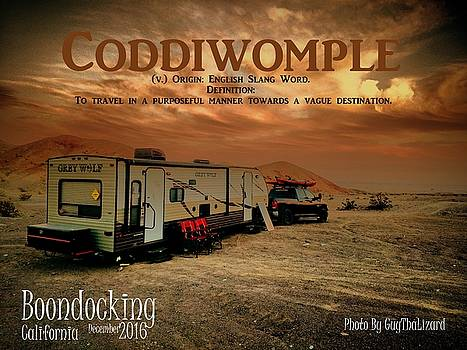 Guy Hoffman - Coddiwomple