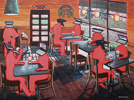 Coffee Bar by Tommy Midyette