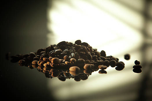 Coffee Beans by Eric Christopher Jackson