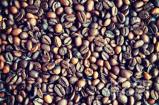 Coffee beans by Remioni Art