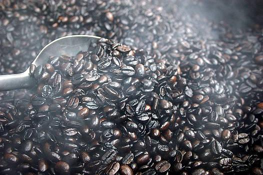 Balanced Art - Coffee Beans Roasting