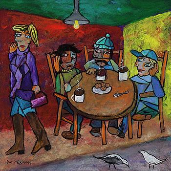 Girl in the Purple Coat by Joe Mckinney