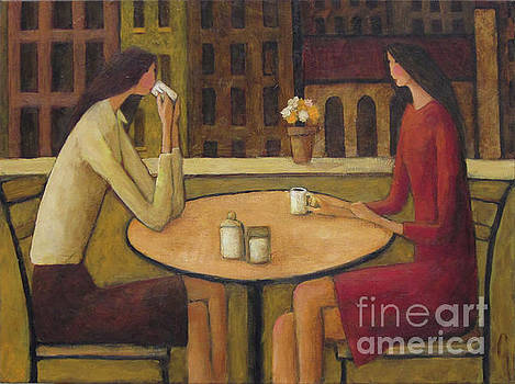 Coffee Break by Glenn Quist
