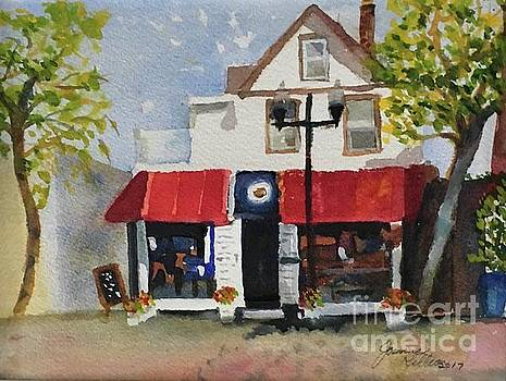 Coffee Co. Ocean City New Jersey by Joanne Killian
