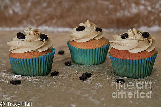 Coffee Cream Cupcakes by Tracy Hall