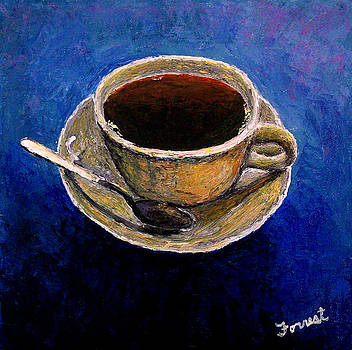 Allen Forrest - Coffee Cup