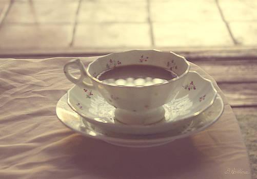 Svetlana Novikova - coffee cup photo
