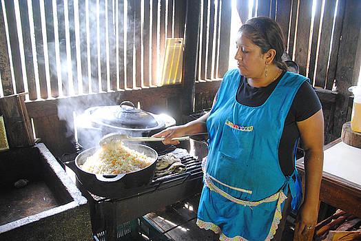 Rosa Diaz - Coffee Farm Cook