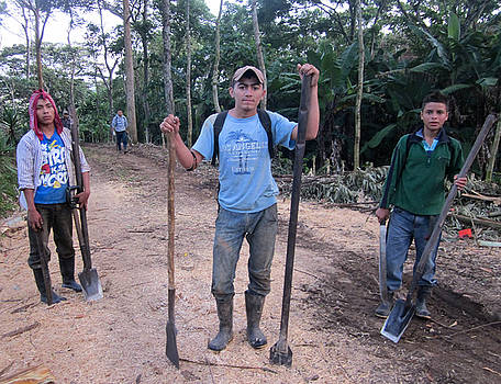 Ernesto - Coffee Farm Workers