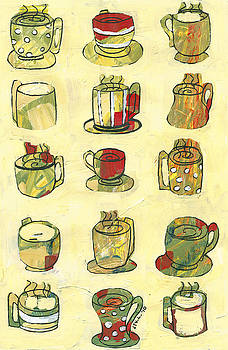 Coffee for Fifteen by Jennifer Lommers
