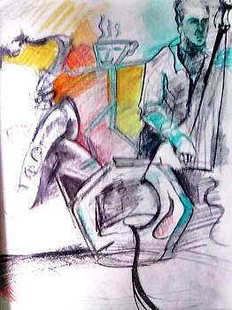 Coffee House Jazz by Jamey Balester
