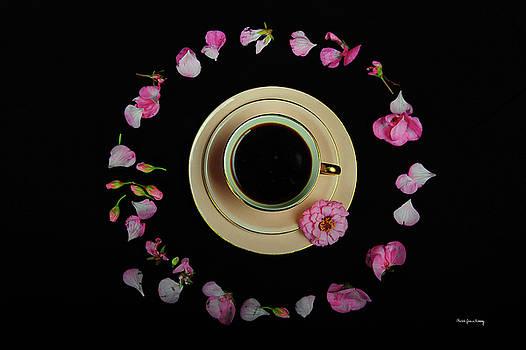 Coffee in a Circle by Randi Grace Nilsberg