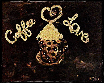 Coffee Love by Sherry Flaker