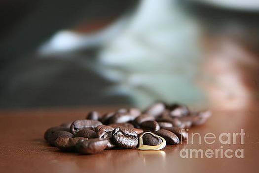Coffee Lover  by Lynn England