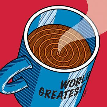 Ron Magnes - Coffee Mug World