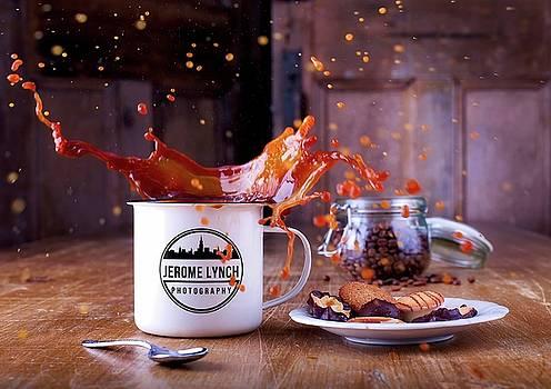 Coffee Splash by Jerome Lynch