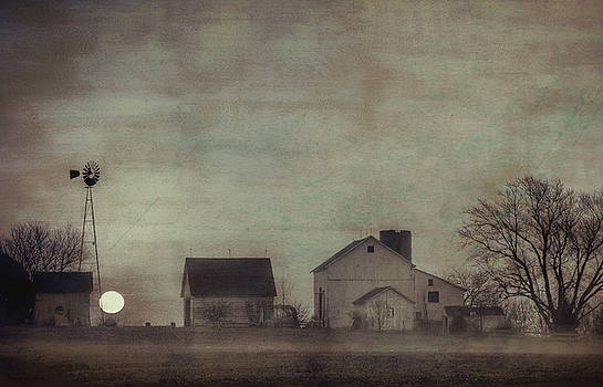 Coffee Stained Farm by Joe Ladendorf