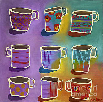 Coffee time by Carla Bank