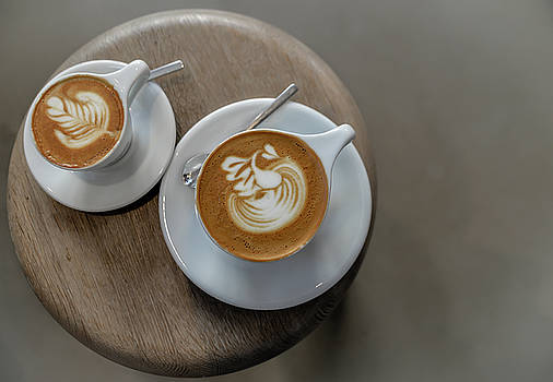 Coffee by Vincent Marguerit