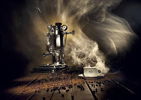 Coffeemania by Eduard Kraft