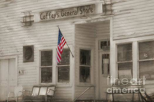 Coffey's General Store by Benanne Stiens
