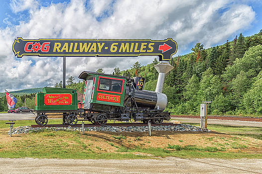 Cog Railway 6 Miles by Brian MacLean