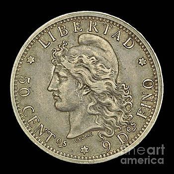 Jost Houk - Coin Argentina