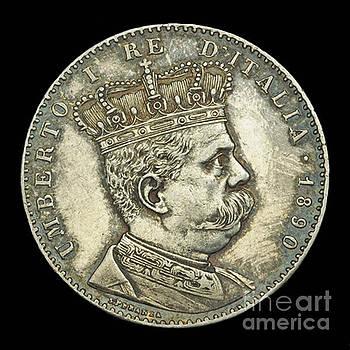 Jost Houk - Coin Italian King