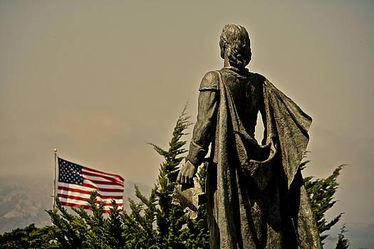 Steven Lapkin - Coit Tower Statue