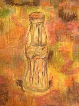 Coke Bottle by Kimberly Hill