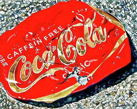 Coke Can by Rick Mock