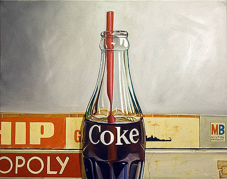 Coke Games by Vic Vicini