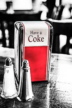 Karol Livote - Coke Napkins