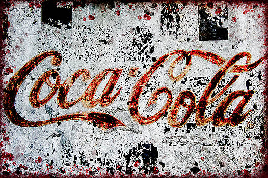 Coke Sign Manila by Michael Arend