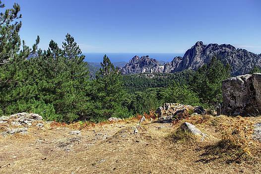 Col De Bavella, Corsica by Martin Wackenhut