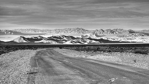 Cold Creek Road by Robert Melvin