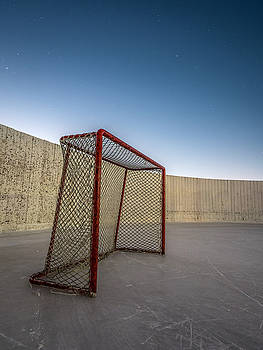 Cold Empty Net by Darcy Michaelchuk