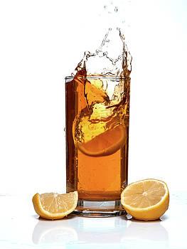 Cold Ice Tea by Gary De Capua