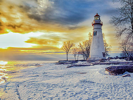 Cold Morning by Jack R Perry