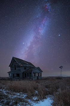 Cold Night  by Aaron J Groen